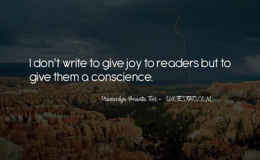 Quotes About Pramoedya #993353