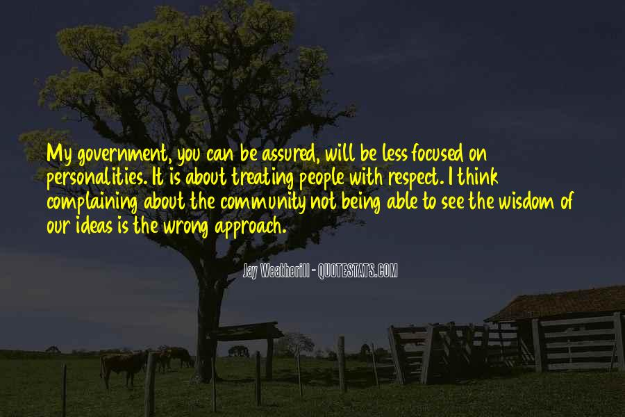 Quotes About Being Self Assured #710986