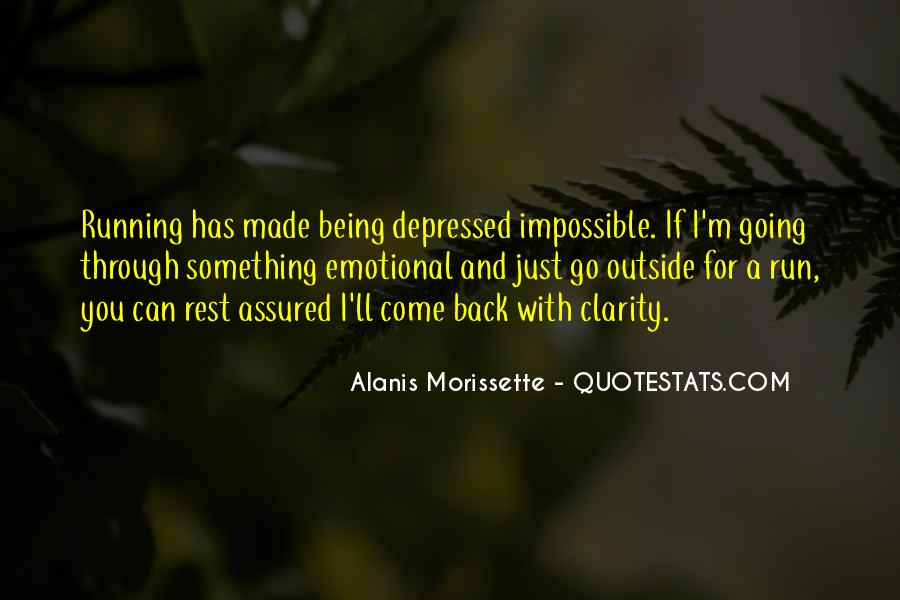 Quotes About Being Self Assured #960036