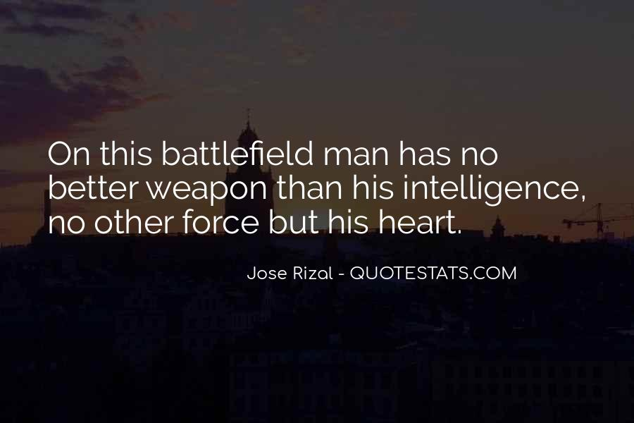 Quotes About Rizal #1026675