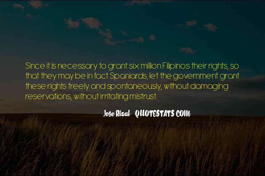 Quotes About Rizal #1056050