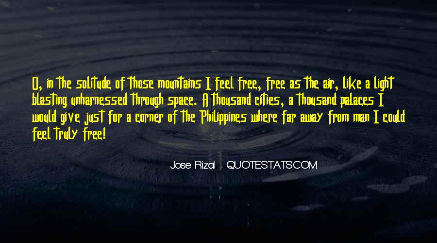 Quotes About Rizal #109854