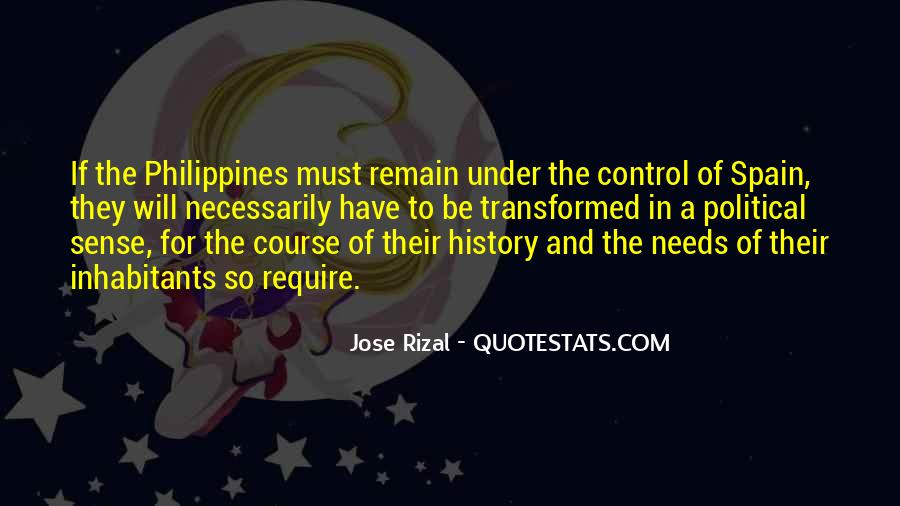 Quotes About Rizal #1163544