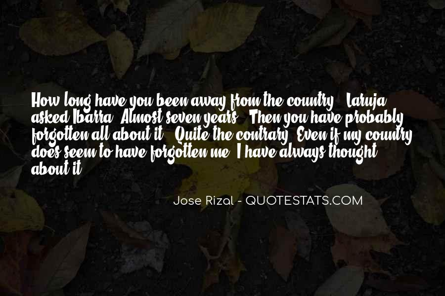 Quotes About Rizal #1318545