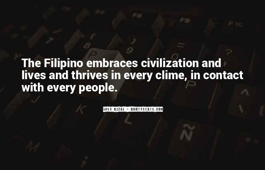 Quotes About Rizal #25451