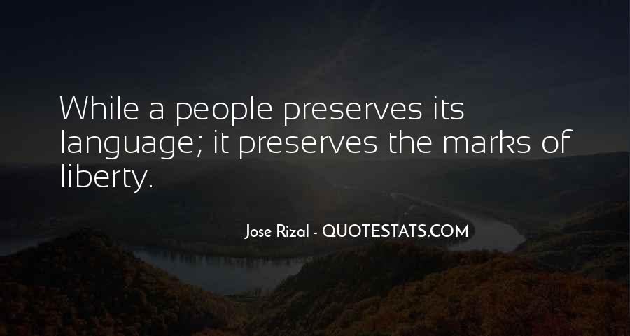 Quotes About Rizal #289447