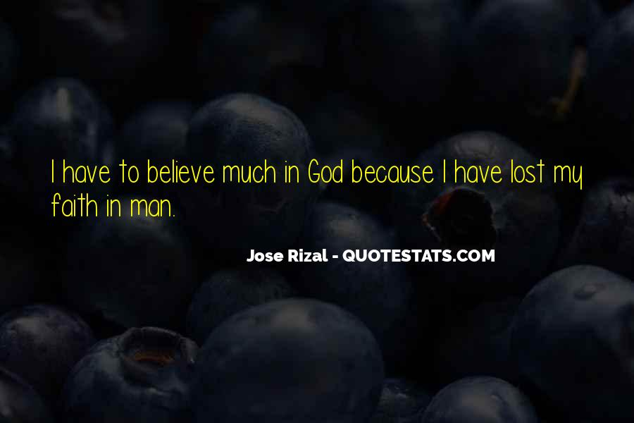 Quotes About Rizal #395742