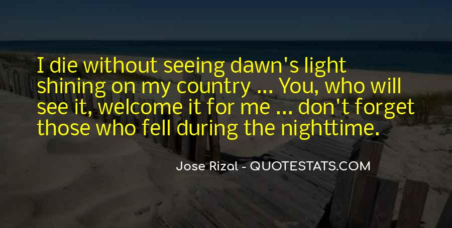 Quotes About Rizal #577642