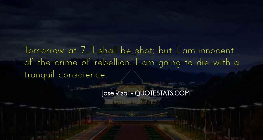 Quotes About Rizal #867028