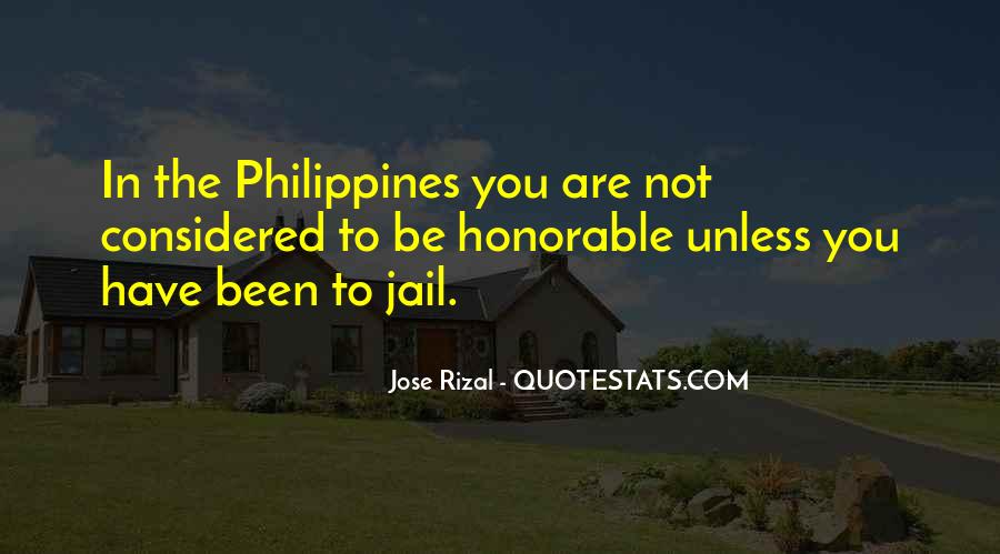 Quotes About Rizal #910068