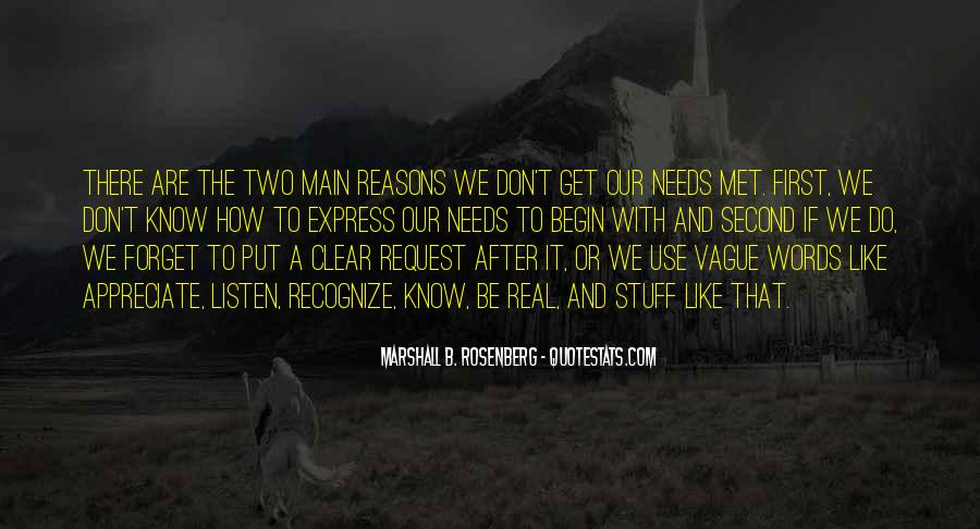 Quotes About Real Recognize Real #1082423
