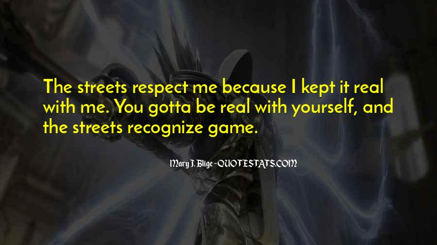 Quotes About Real Recognize Real #783481