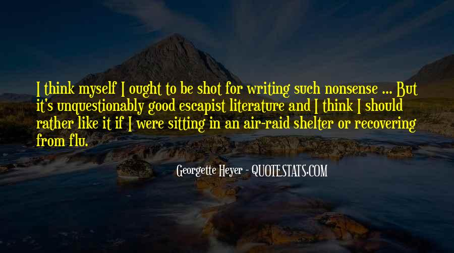 Quotes About Writing And Literature #444086