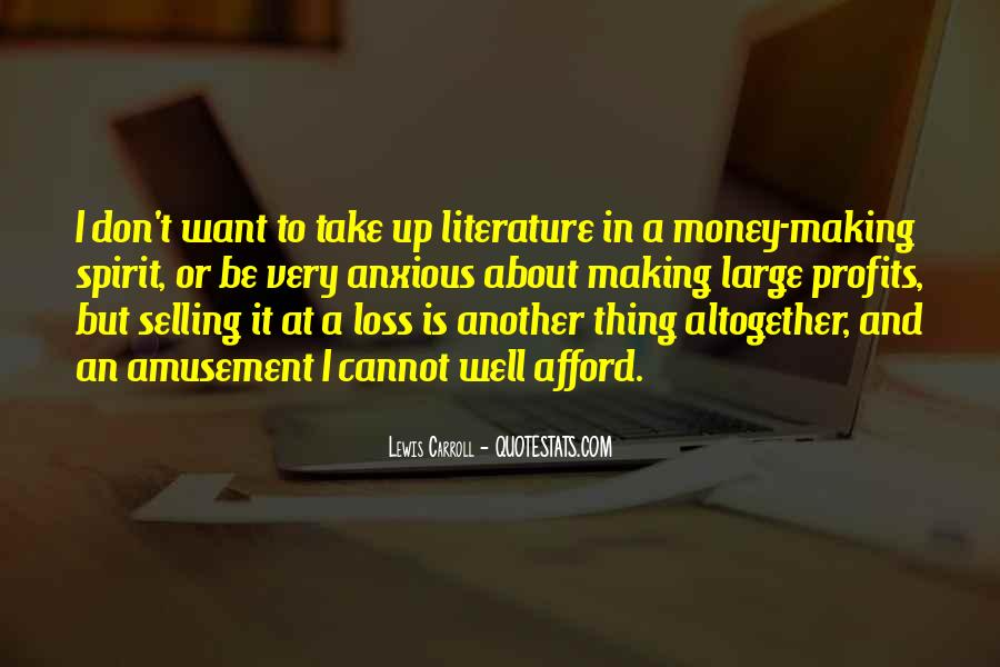 Quotes About Writing And Literature #474692