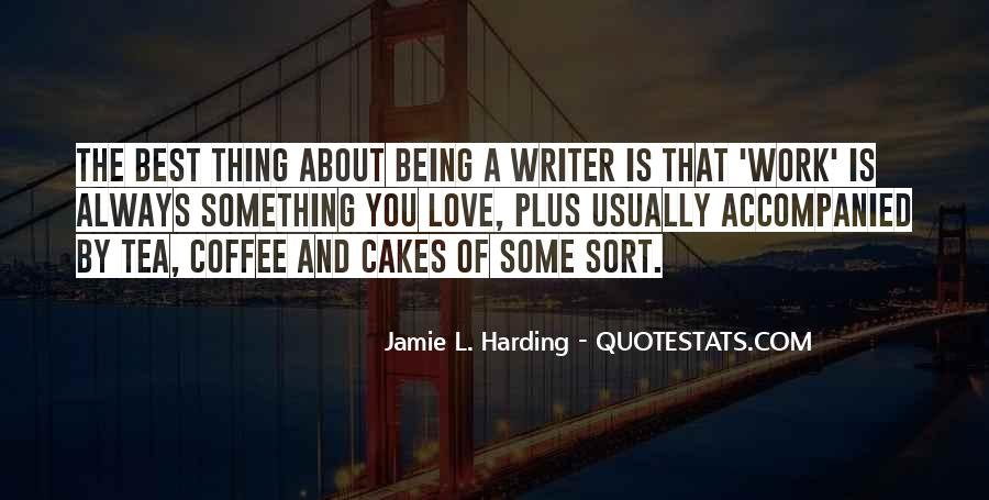 Quotes About Writing And Literature #65527