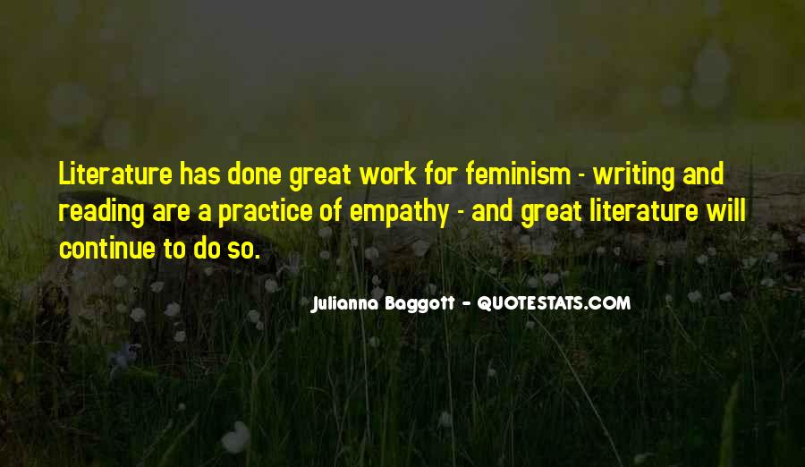 Quotes About Writing And Literature #719914