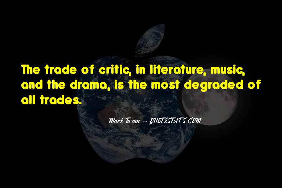 Quotes About Writing And Literature #956024