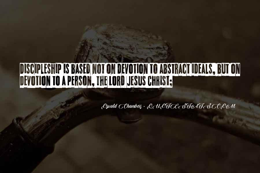 Quotes About The Lord Jesus #118071
