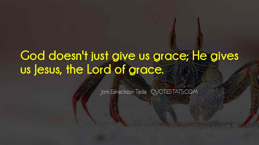 Quotes About The Lord Jesus #143818