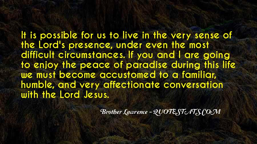 Quotes About The Lord Jesus #149180