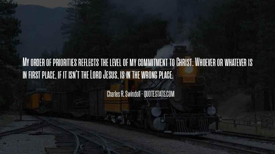 Quotes About The Lord Jesus #160713