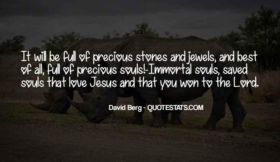 Quotes About The Lord Jesus #163267
