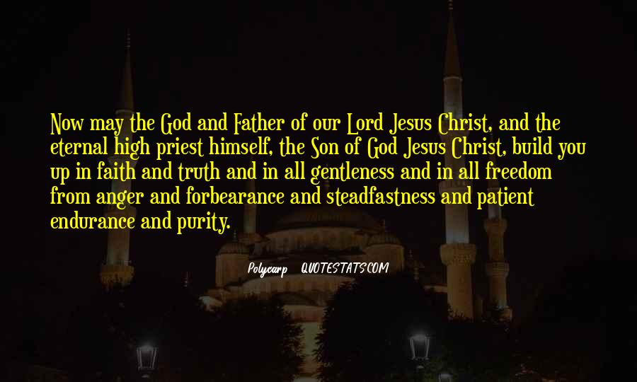 Quotes About The Lord Jesus #171692