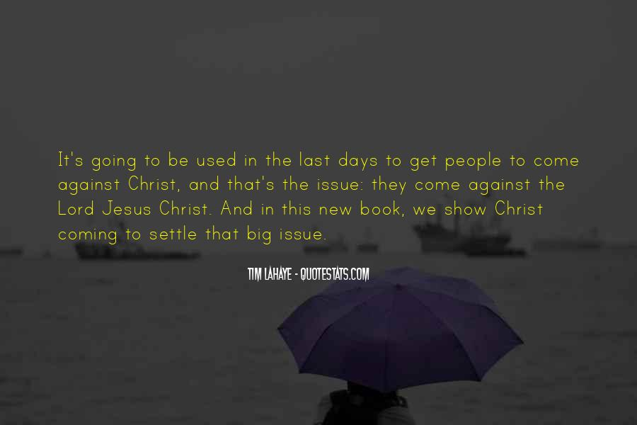 Quotes About The Lord Jesus #175612
