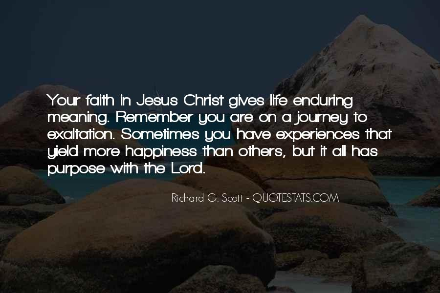Quotes About The Lord Jesus #183525
