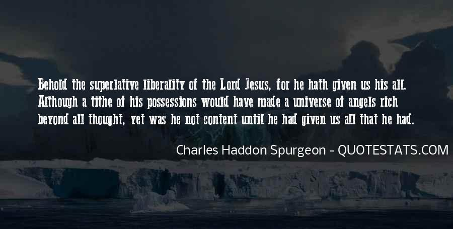 Quotes About The Lord Jesus #193205