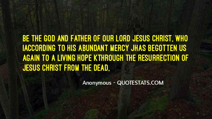 Quotes About The Lord Jesus #212632