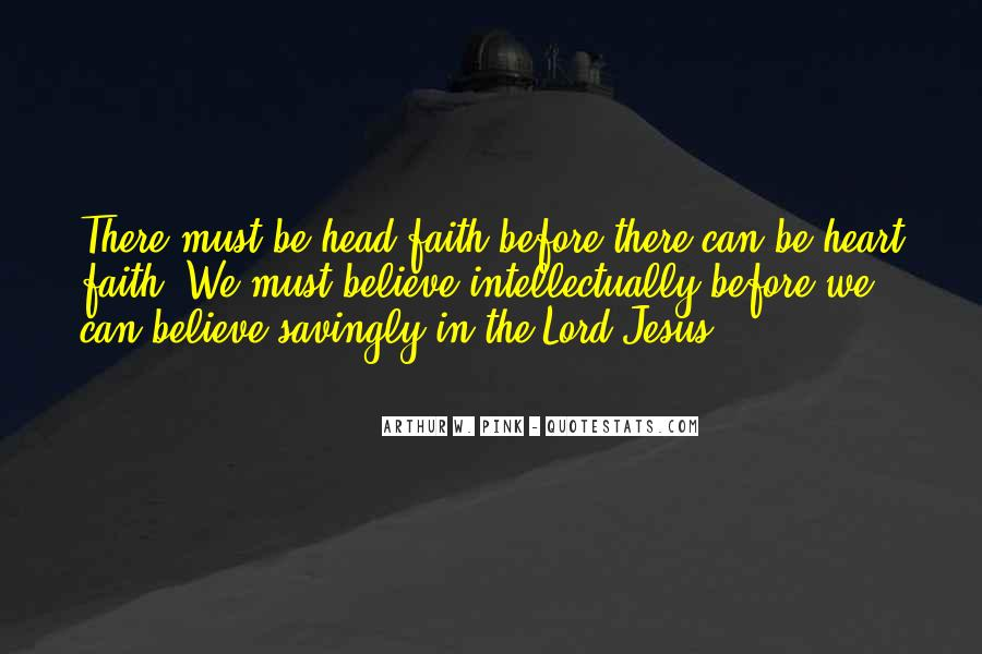 Quotes About The Lord Jesus #215426
