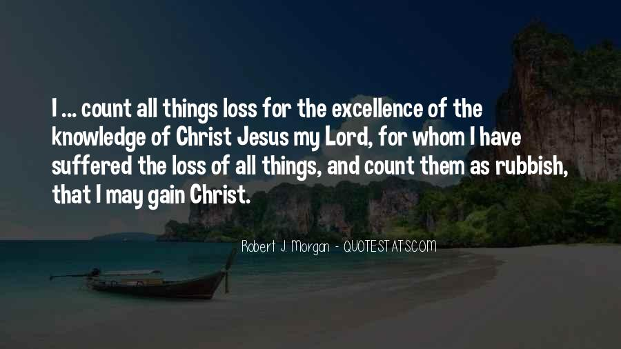 Quotes About The Lord Jesus #223629