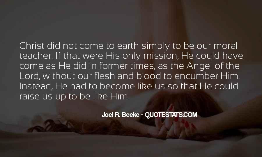 Quotes About The Lord Jesus #225443