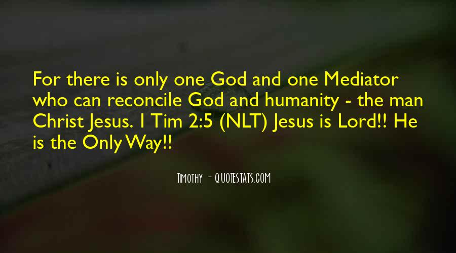 Quotes About The Lord Jesus #242400