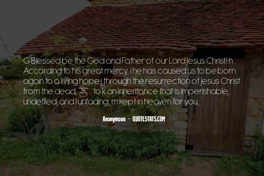 Quotes About The Lord Jesus #25759