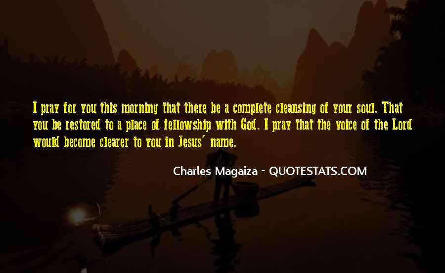 Quotes About The Lord Jesus #35582