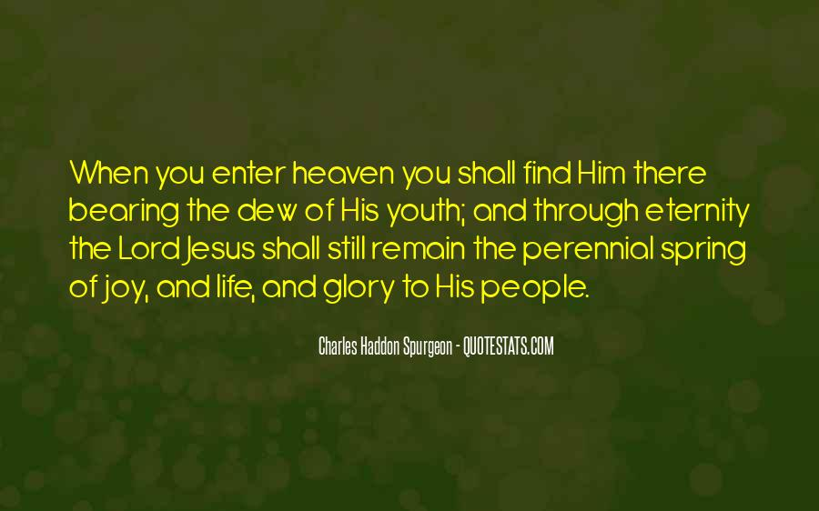 Quotes About The Lord Jesus #42396