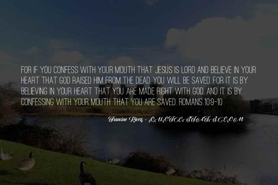 Quotes About The Lord Jesus #63473