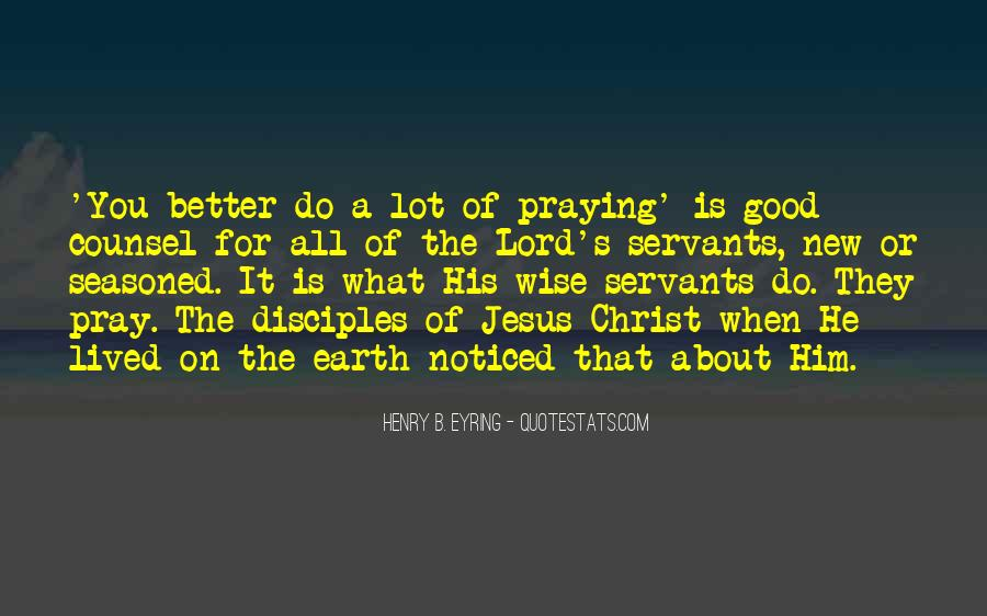 Quotes About The Lord Jesus #64830