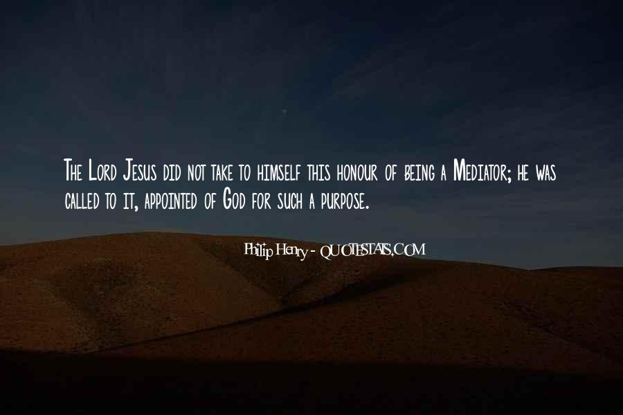 Quotes About The Lord Jesus #68183