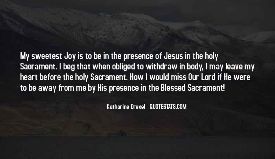Quotes About The Lord Jesus #82271