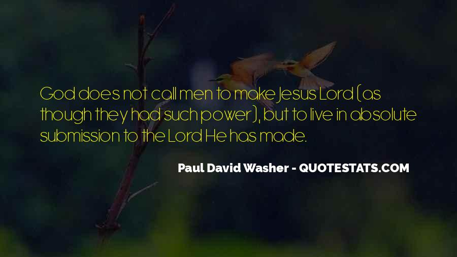 Quotes About The Lord Jesus #83506
