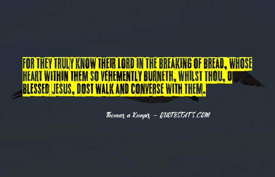 Quotes About The Lord Jesus #99250