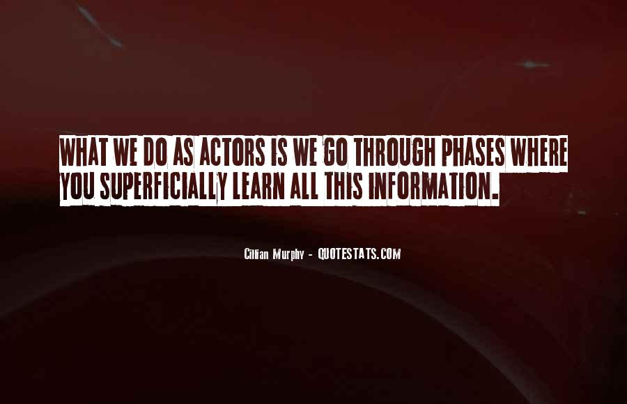 Quotes About Phases #210113