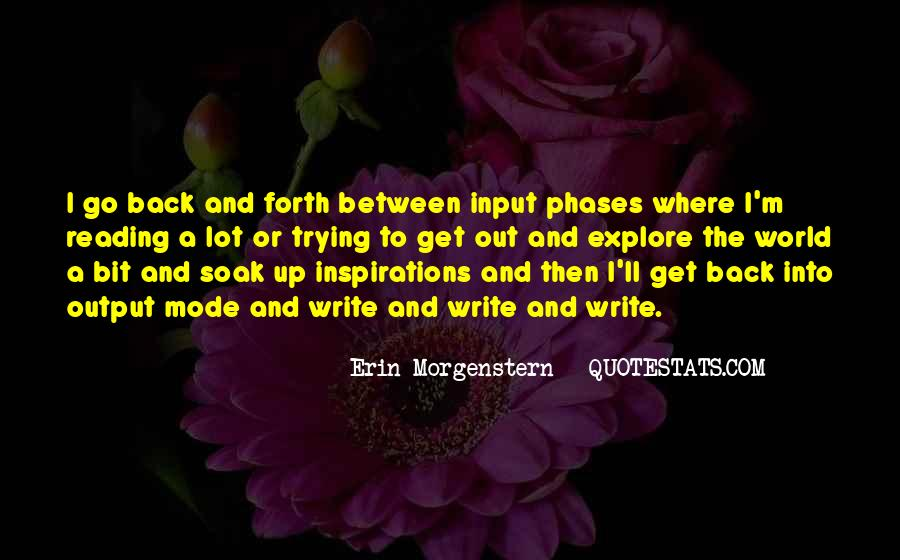 Quotes About Phases #40612