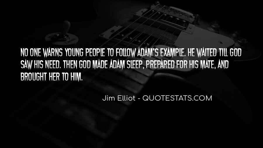 Quotes About No Sleep #131052
