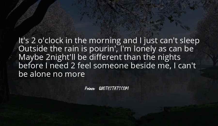 Quotes About No Sleep #141382