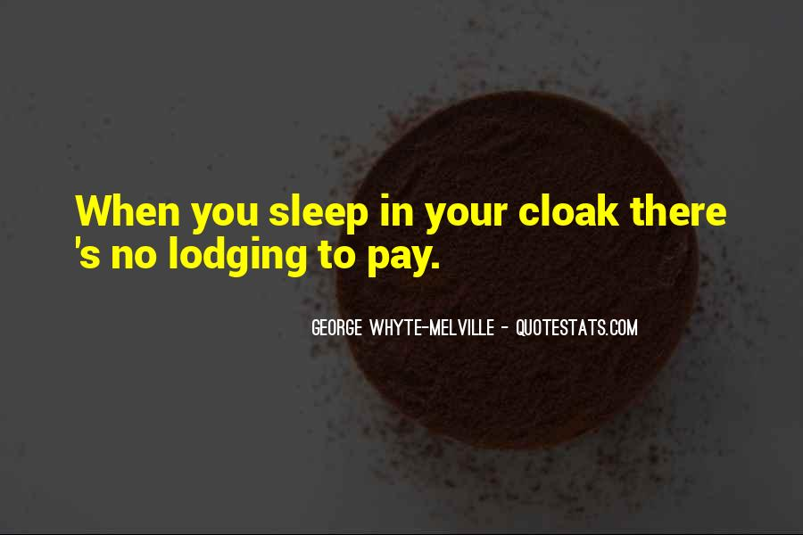 Quotes About No Sleep #150633