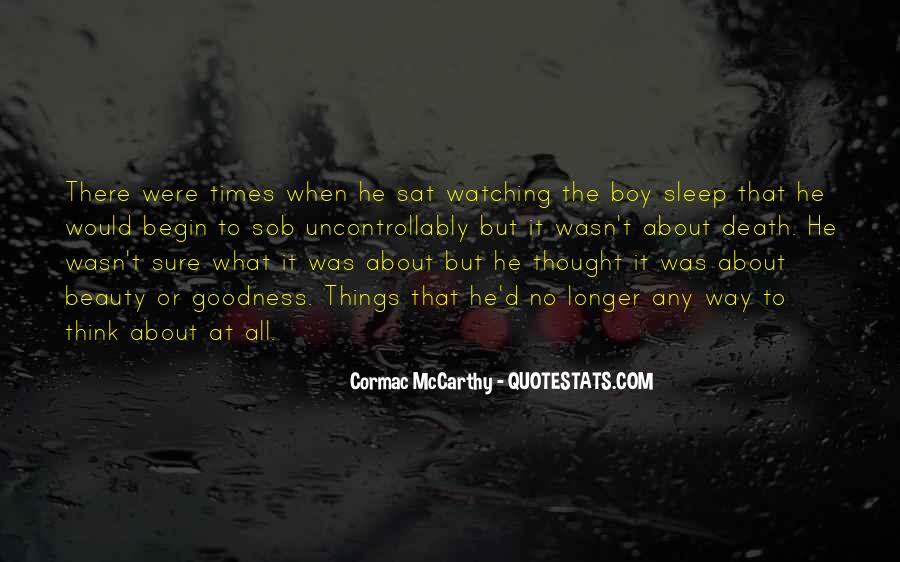 Quotes About No Sleep #182049